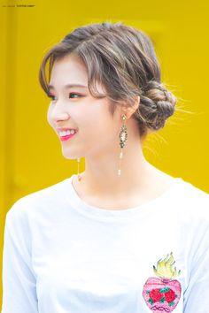 Twice-Sana 180714 Music Core Mini Fan meeting