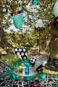 Delicieux The IKEA Summer Collection Has Everything You Need To Enjoy Your Summer  Retreat. Soft Cushions To Furnish Your Grown Up Tree House. Decorative  Solar Powered ...