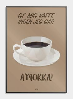 Plakater | Køb Hipd plakater med den platte humor i centrum!