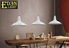 Eden Light is a progressive lighting company committed to bringing the best quality, most stylish and affordable light fittings to NZ. Industrial Pendant Lights, Pendant Lighting, Light Fittings, Kitchen Lighting, Iron, Ceiling Lights, Home Decor, Products, Light Fixtures