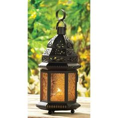 Country Colored Glass Outdoor Yard Lantern Choice. Starting at $10 on Tophatter.com!