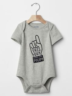 Family love graphic bodysuit