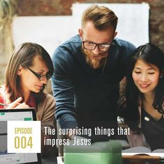 We all want to achieve great things in our life. Whether that is in our careers, our families or making the world a better place. We are wired to succeed in life. But what did Jesus pay attention to as success? The answer is surprising.