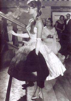 evaaundrix:  Brigitte Bardot.