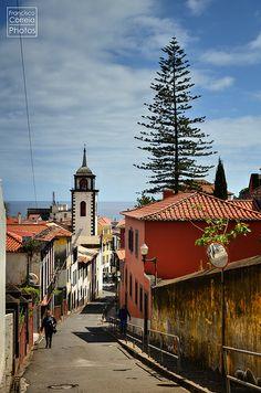 Calçada de Sta. Clara, Funchal, Madeira | Flickr