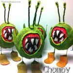 Make a Chompy for a Skylanders Party