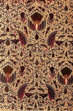 15. SEMEN GEDE, Pekalongan Indonesian Art, Batik Art, Batik Pattern, Javanese, Traditional Fabric, Batik Dress, Ethnic Patterns, Vietnam, African Fabric