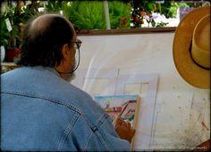 Les peintres de Provence  Site - http://mistoulinetmistouline.eklablog.com Page Facebook - https://www.facebook.com/pages/Mistoulin-et-Mistouline-en-Provence/384825751531072?ref=hl