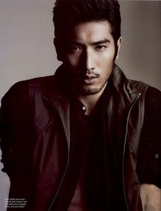 Godfrey Gao. Taiwanese and Malaysian. #dies #asianmodel #futurelover