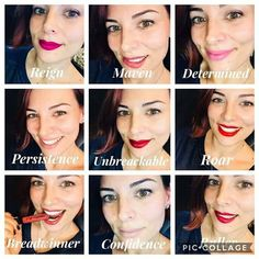 Shop - The Beauty Guide Nu Skin, Pink Lipsticks, Lipstick Colors, Vitamin E, Lip Plumping Balm, Bronzing Pearls, Kiss Proof Lipstick, Eyelash Serum, Makeup