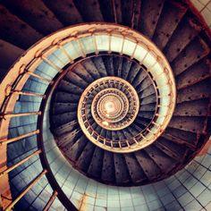 Escaliers phares @ la palmyre