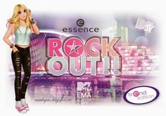 Russkajas Beautyblog: Preview - Essence ROCK OUT   Okt - Nov 2014