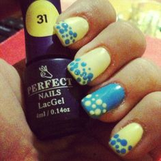 blue-yellow dots