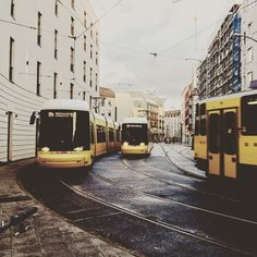 #berlin #sbahn #germany #yellow