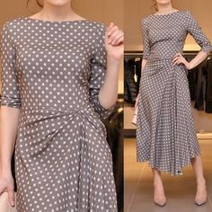 «Ассиметричный крой и изящная драпировка делают это платье одним из ключевых элементов гардероба в этом сезоне. Платье #mvfashionlab , 31 375 руб. ( цена с…»