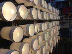 Bucket lighting