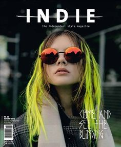 Indie No.36 (Germany) Kristina Krivomazova Nail Design, Nail Art, Nail Salon, Irvine, Newport Beach