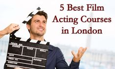 If you're looking to become a TV or film actor, check these top 5 best film acting courses in London and our tips on taking screen acting classes.
