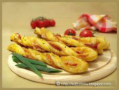BAGHETE DIN FOIETAJ Baguette, Asparagus, Edith's Kitchen, Appetizers, Snacks, Chicken, Vegetables, Food, Hampers