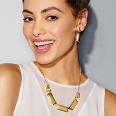 Pedal To The Metal Necklace and Earring Gift Set | Avon