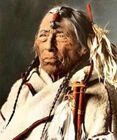 インディアン(ネイティブ・アメリカン)の貴重なカラー化写真 (34)                                                                                                                                                                                 もっと見る