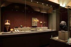 Starożytne trackie skarby i artefakty eksponowane na wystawie w Bułgarii na starożytnej Tracji w Luwr, Paryż, Francja.  Zdjęcie: Musée du Louvre / Antoine Mongodin / Luwr Strona Facebook