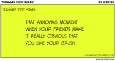 best friend teenage post | Teenager Post Bitstrips