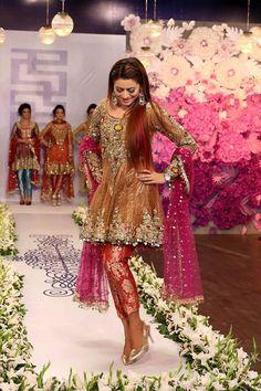 Wedding Guest Dress Exhibition By Kashee's, Kashee's Boutique Dresses, pakistani celebrities, anum aslam, sanam jung, benita david, latest news
