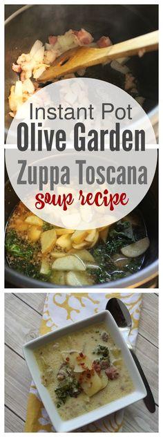Instant Pot Olive Ga