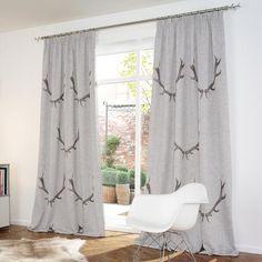 """Vorhang """"G'weih"""", 1 Vorhang - Verdunkelung, passend zum angesagten Alpen- und…"""