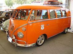 Vw Camper, Volkswagen Bus, Vw T1, Campers, Wolkswagen Van, Volkswagen Minibus, Campervan Interior, Vintage Vans, Techno