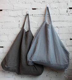 maxi sac en lin