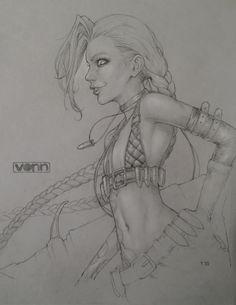 Jinx sketch