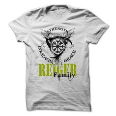 Team REIGER Strength Courage Grace T-Shirts, Hoodies. Get It Now ==>…