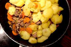 obiad z poledwiczki wieprzowej
