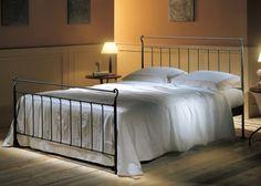 Metalen bed Alegranza | Droombedden