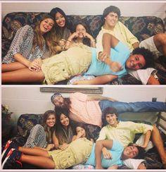 Duck Dynasty Willie and Korie's kids  Sadie,John Luke,Rebecca,lil Will, and Bella