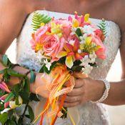 hawaiian tropical wedding bouquets - Google Search