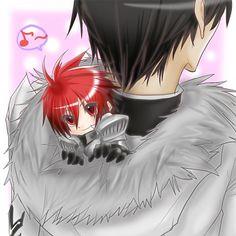 Raven x Elsword >w<