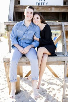 Haley Nicole Photography - Engagement Pictures - Wilmington, NC Engagement Photographer - #haleynicolephoto