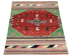 Turkish Vintage Kilim rug 6,8x4,5 feet Area rug Old Rug Decorative Kilim Rug Floor rug Home Decor Bohemian Kilim Rug DD-1773