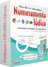 Coleção Numeramento Lúdico 2° Ano do Ensino Fundamental,9788533932586,Graça Batituci,Graça Boquet,Editora Rideel