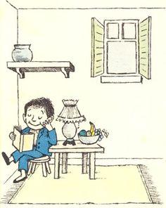 Illustration by Maurice Sendak