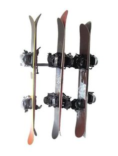 Monkey Bars Snowboard Rack (Holds 6 Boards)