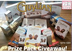Enter GuyLian Chocolates Prize Pack Giveaway! FANTASTIC GIVEAWAY! Enter here http://goneklippinkrazy.com/guylian-chocolates-prize-pack-giveaway/ For Your Chance To Win! YOU KNOW THAT I MOST DEFINITELY ENTERED!!!!!!!!! I WANT TO WIN THIS!!!!!!!!!!!!!!! Thanks, Michele :)