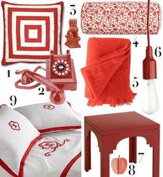 http://www.designsponge.com/2010/05/finishing-touches-my-red-white-bedroom.html       redbedroom_1