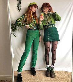 70s Inspired Fashion, 70s Fashion, Fashion Outfits, Fashion Weeks, Paris Fashion, Style Grunge, Grunge Look, Neo Grunge, Soft Grunge