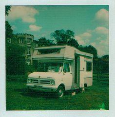 Bedford Motorhome.
