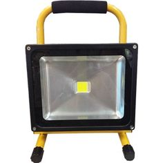 CHARGEABLE LED FLOOD LIGHT 30W