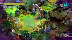 Bastion - I really love the art style of this game, the cartoonish effect done with a paint like medium. I like how the game is  the kinda isometric where the images look kind of 2D and 3D. I like the UI overlay aswell, its not to intrusive on the screen but still big enough to be noticeable and the icons and images fit within the games graphical style.